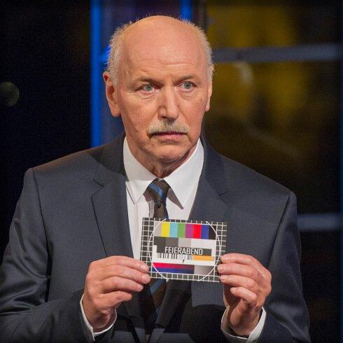 Wieland Backes, Nachtcafé, Biographie, Biografie, Auf der Couch, Ich trage einen großen Namen, Feierabend